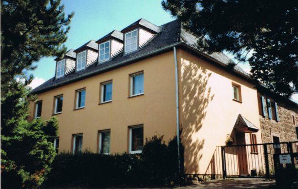 BV St. Nikolaus, Nikolaussstraße