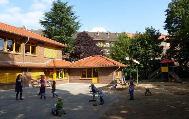 Erweiterung Kindergarten Schadowstrasse, Köln
