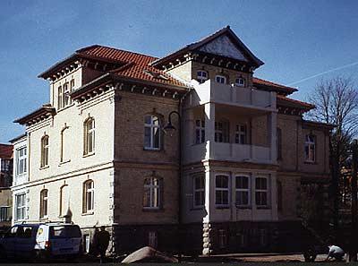 Emilenstraße, Eisenach