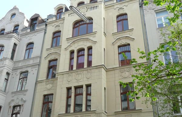 Fassadensanierung Lupusstraße, Köln