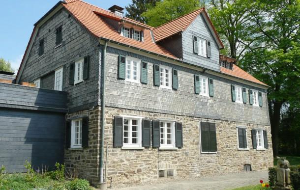 Fassadensanierung Forstgut, Rösrath