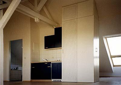 Wohnungssanierung und Dachgeschossausbau