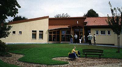 Erweiterung eines Kindergartens, Langerwehe-Schlich