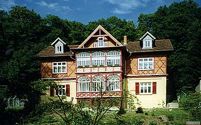 Am Ofenstein, Eisenach