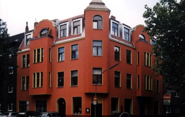 Fassaden- und Dachsanierung, Köln