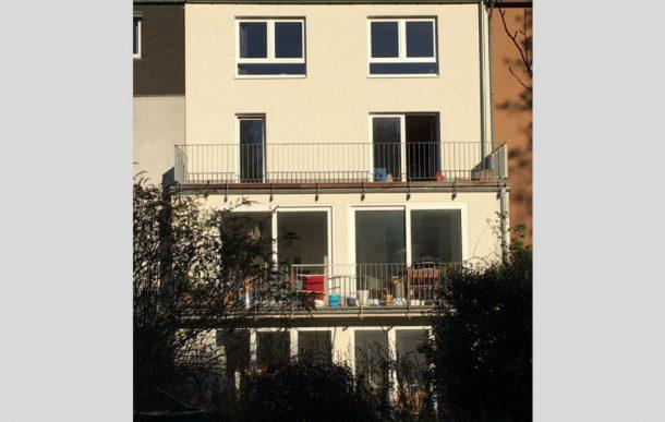 Erweiterung und Modernisierung eines Wohnhauses in Klettenberg