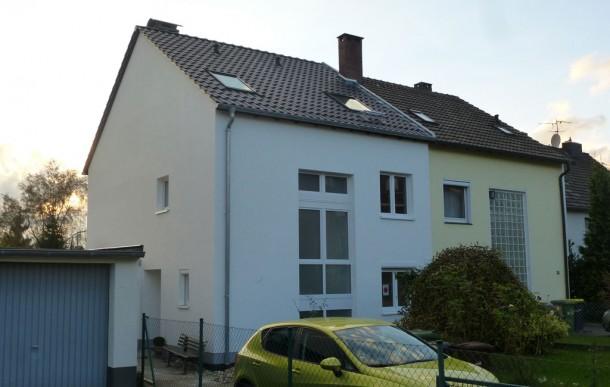 Energetische Modernisierung eines Wohnhauses –  Sonnenweg, Forsbach