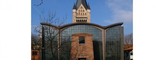 Erneuerung Dachbelag Kirche St. Anna, Köln-Ehrenfeld