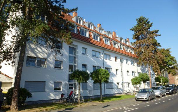 Fassadensanierung Wohnanlage Rodenkirchen
