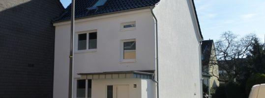 Energetische und haustechnische Modernisierung eines Einfamilienhauses, Stammheim