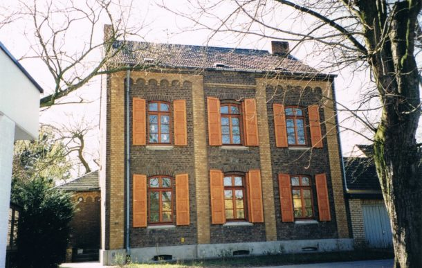 Pfarrhaus Nörvenich-Rath