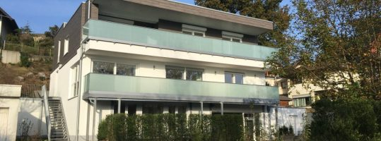 Sanierung/Modernisierung eines Einfamilienhauses in Forsbach, Umbau in ein Dreifamilienhaus