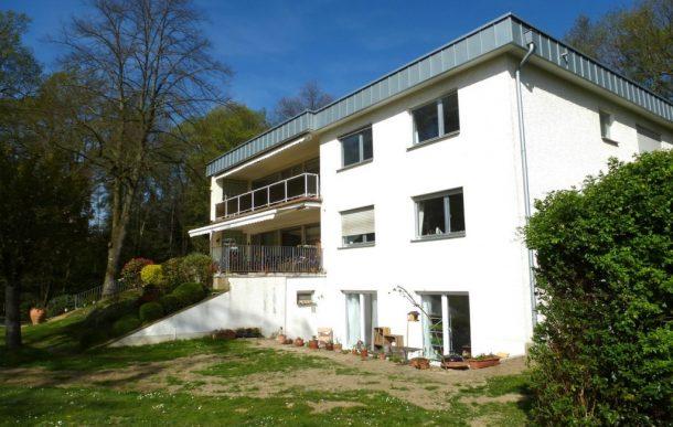 Teilmodernisierung eines Mehrfamilienhauses in Rösrath